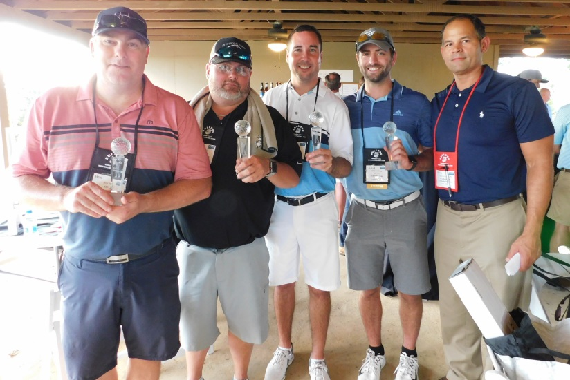 SCSOP 2018 - Golf Outing - Winners