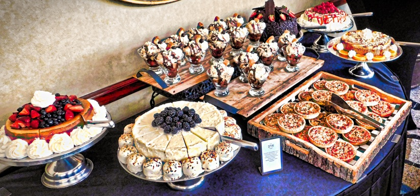 TAOP 2019 - Dessert Table