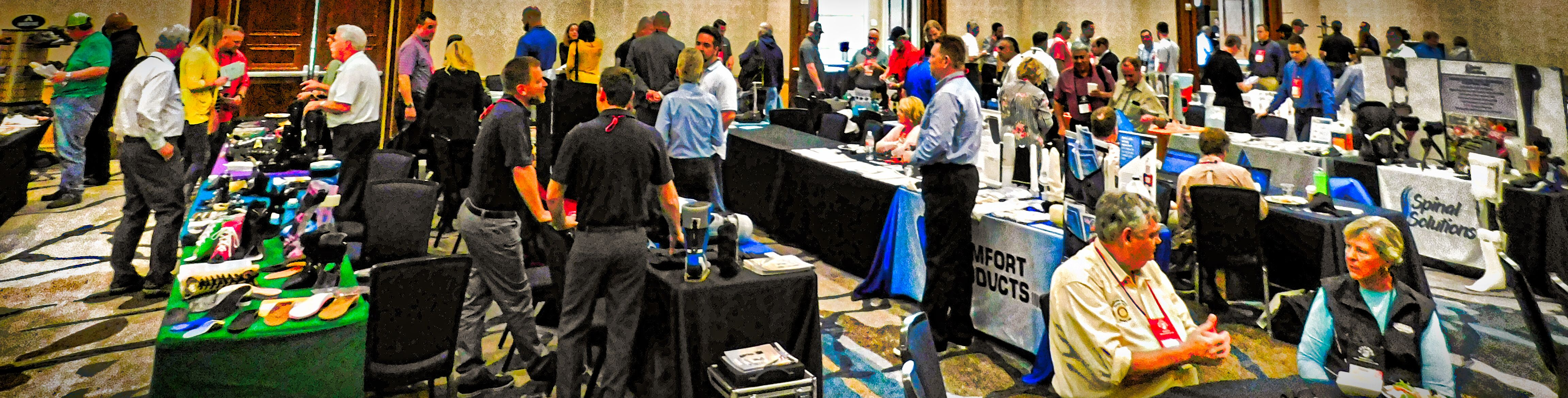 TAOP 2019 - Exhibit Hall