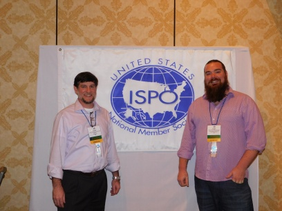 J. Chad Duncan, PhD, CPO, CRC, Program Chair PacRim and Duffy Felmlee, MSPO, CPO, FAAOP