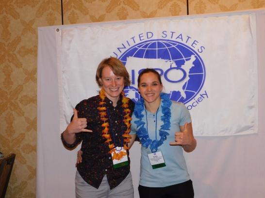 Nicole Ver Kuilen and Natalie Harold, CPO/L